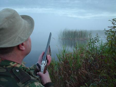 весенняя охота 2009