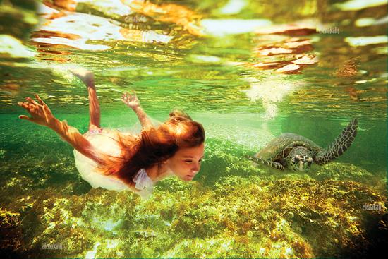 Секреты подводной фотоохоты