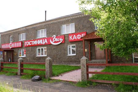 Рыбинское водохранилище, отдых, гостиница, Весьегонск